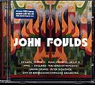 John Foulds / Dynamic Triptych / Music-Pictures III / Peter Donohoe / CBSO / Sakari Oramo