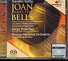 Getty: Joan and the Bells / Russian National Orchestra / Vedernikov / SACD