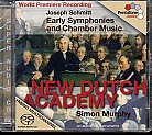 Joseph Schmitt / Early Symphonies // New Dutch Academy / Simon Murphy
