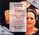 Giacomo Puccini / Tosca / Montserrat Caballé / José Carreras / Chorus and Orchestra of the Royal Opera House, Covent Garden / Sir Colin Davis SACD