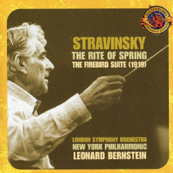 Igor Stravinsky / The Rite of Spring / Firebird Suite / Leonard Bernstein