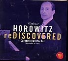 Horowitz / Rediscovered / Carnegie Hall Recital November 16, 1975