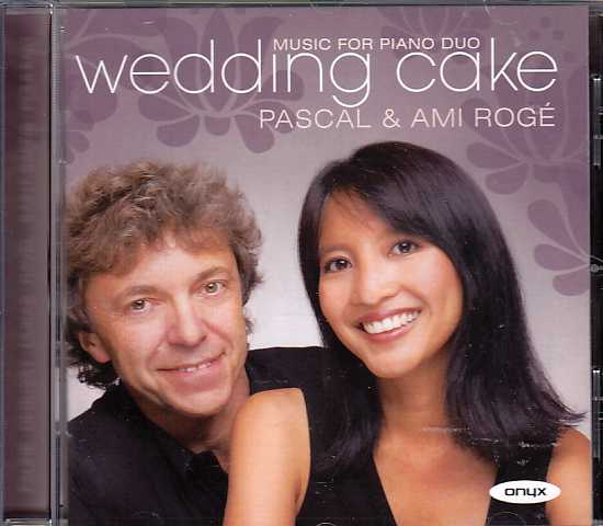 Pascal & Ami Rogé / Wedding Cake
