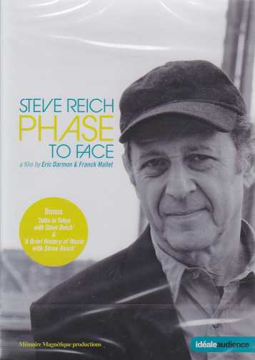 Steve Reich / Phase to Face DVD