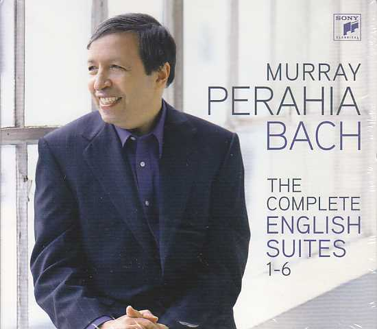 J.S. Bach / English Suites / Murray Perahia