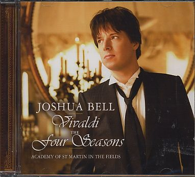 Antonio Vivaldi / The Four Seasons / Joshua Bell