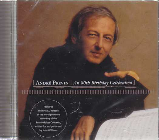 André Previn / An 80th Birthday Celebration