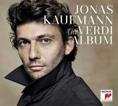 Jonas Kaufmann / The Verdi Album