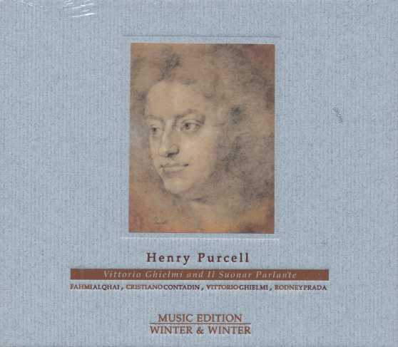 Henry Purcell / Fantazias of Four Parts / Vittorio Ghielmi & Il Suonar Parlante