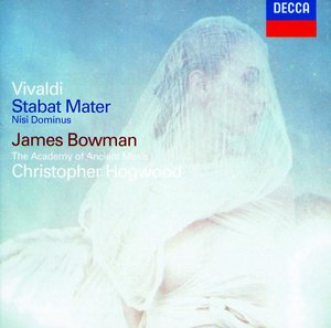 Antonio Vivaldi / Stabat Mater / Concerto RV 153 / Nisi Dominus / James Bowman / The Academy of Ancient Music / Christopher Hogwood