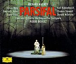 Richard Wagner / Parsifal / Gwyneth Jones / James King / Thomas Stewart / Franz Crass / Pierre Boulez