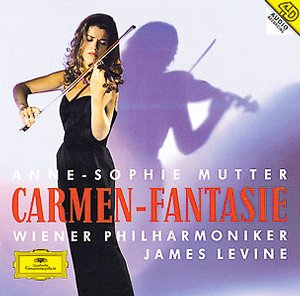 Anne-Sophie Mutter / Carmen-Fantasie // Wiener Philharmoniker / James Levine