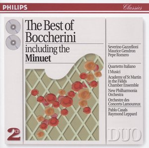Luigi Boccherini / The Best of Boccherini / New Philharmonia Orchestra / Raymond Leppard