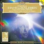 Richard Strauss / Ein Heldenleben / Death and Transfiguration / Berliner Philharmoniker / Herbert von Karajan