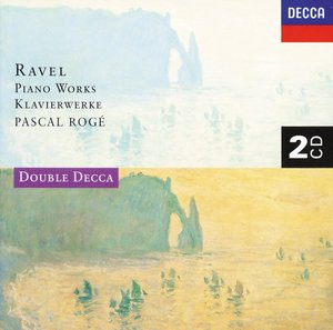 Maurice Ravel / Piano Works / Pascal Rogé