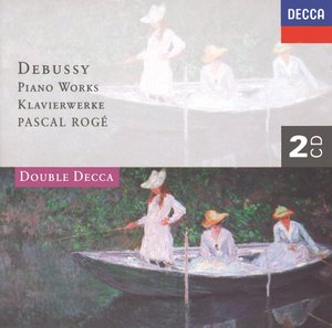 Claude Debussy / Piano Works // Pascal Rogé
