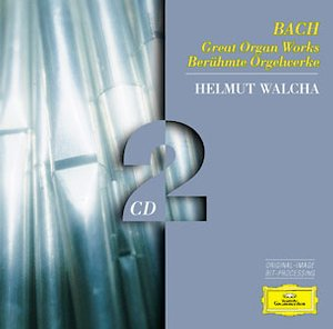 J.S. Bach / Great Organ Works // Helmut Walcha