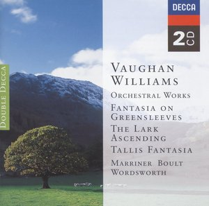 Ralph Vaughan Williams / Orchestral works 2CD