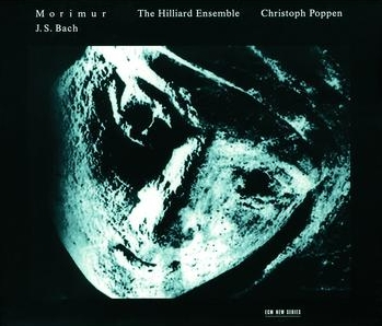 J.S. Bach / Morimur // The Hilliard Ensemble / Christoph Poppen