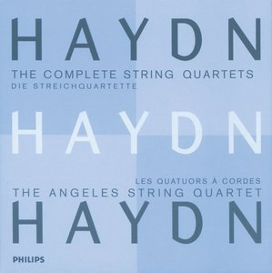 Joseph Haydn / String Quartets (Complete) / The Angeles String Quartet 21CD