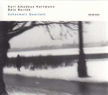 Karl Amadeus Hartmann / String Quartet no. 1 / Béla Bartók / String Quartet no. 4 // Zehetmair Quartett
