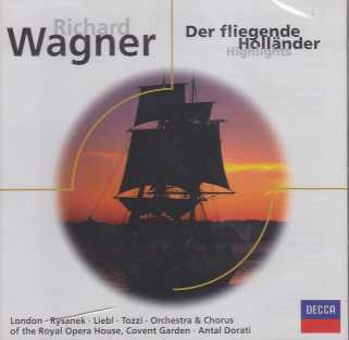 Richard Wagner / Der fliegende Holländer / Highlights