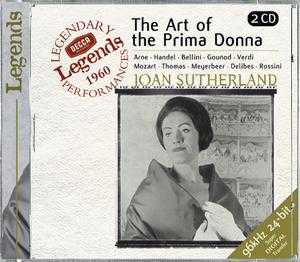 Joan Sutherland / The Art of the Prima Donna