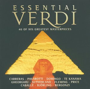 Essential Verdi 2CD