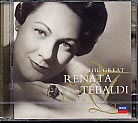 Renata Tebaldi / The Great Renata Tebaldi