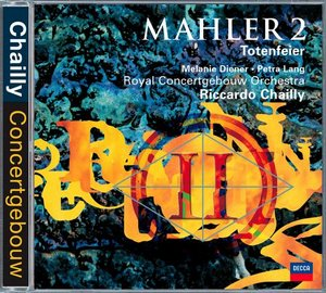 Gustav Mahler / Symphony No. 2 / Totenfeier / Royal Concertgebouw Orchestra / Riccardo Chailly 2CD