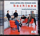 Bachiana /  Music by the Bach Family / Musica Antiqua Köln / Reinhard Goebel
