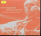 Mstislav Rostropovich / Mastercellist / Legendary Recordings 1956 - 1978 / 2CD