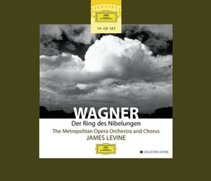 Richard Wagner / Der Ring des Nibelungen / The Metropolitan Opera Orchestra & Chorus / James Levine 14CD