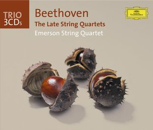 Ludwig van Beethoven / String Quartets (Late) / Emerson String Quartet 3CD