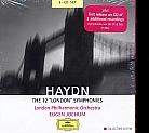 Joseph Haydn / The 12 London Symphonies / London Philharmonic Orchestra / Eugen Jochum 5CD