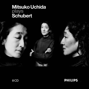 Franz Schubert / Piano Music / Mitsuko Uchida 8CD