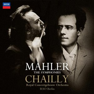 Gustav Mahler / Symphonies (Complete) / Royal Concertgebouw Orchestra / Riccardo Chailly 12CD