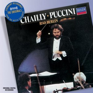 Giacomo Puccini / Orchestral Music / Radio-Symphonie-Orchester Berlin / Riccardo Chailly