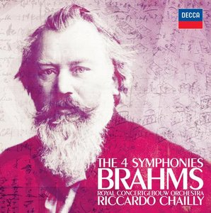 Johannes Brahms / Symphonies (Complete) / Academic Festival Overture / Royal Concertgebouw Orchestra / Riccardo Shailly 3CD