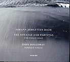 J.S. Bach / Sonatas and Partitas / John Holloway