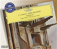 J.S. Bach / Organ Works / Karl Richter 3CD