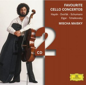 Mischa Maisky / Favourite Cello Concertos 2CD