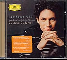 Ludwig van Beethoven / Symphonies 5 & 7 / Simon Bolivar Youth Orchestra / Gustavo Dudamel