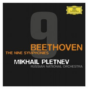 Ludwig van Beethoven / Symphonies (Complete) / Russian National Orchestra / Mikhail Pletnev 5CD