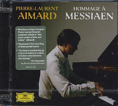 Olivier Messiaen / Hommage à Messiaen // Pierre-Laurent Aimard