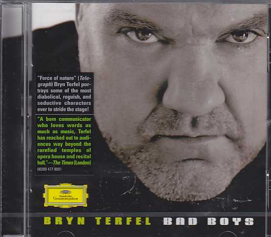 Bryn Terfel / Bad Boys / Swedish Radio Symphony Orchestra / Paul Daniel