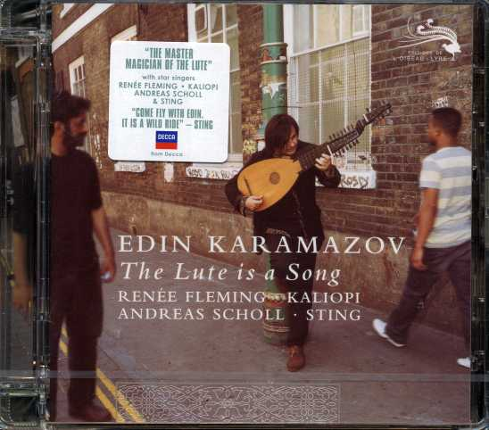 Edin Karamazov / The Lute is a Song