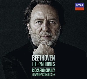 Ludwig van Beethoven / Symphonies (Complete) // Gewandhausorchester / Riccardo Chailly