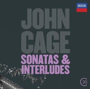 John Cage / Sonatas and Interludes for Prepared Piano // John Tilbury