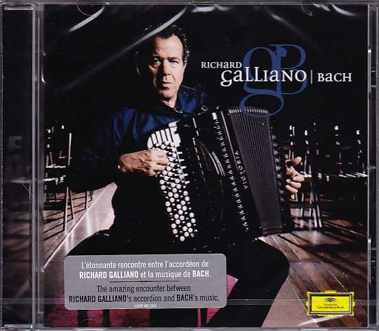 J.S. Bach / Richard Galliano